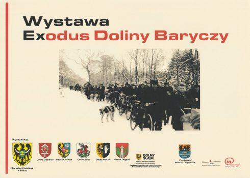 Exodus des Bartschtales. 2sprachig