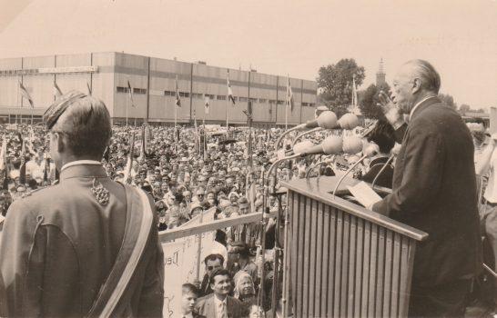 Köln Schlesiertreffen 1963