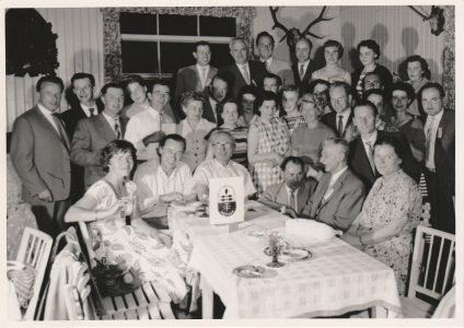 Treffen in Springe 1958