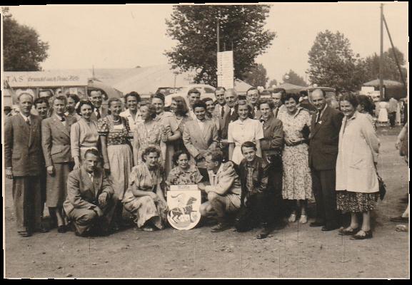 Treffen Köln 1953 gerade