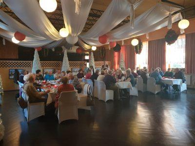 Weihnachtsfeier Frohburg 2019